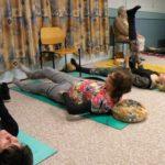 Yoga gvodeklup